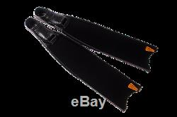 ABYSS PRO Stereofins Waves Freediving Scuba Diving Leaderfins