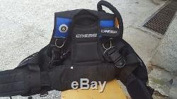 Cressi Equipment for Scuba Diving, made in Italy