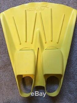 Diving/Snorkel Gear IST Fins and boots, Tusa mask and Aqua Lung snorkel