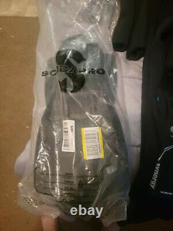 Diving mega lot with 4 small wetsuits, 4 diving gloves, 4 fins, scuba tank, mp3