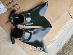 Force Fin Flippers Fins Size Large Scuba Diving