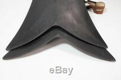 Force Fins LARGE Navy Seal Military Scuba Diving Snorkel Black Fin Pro Nice