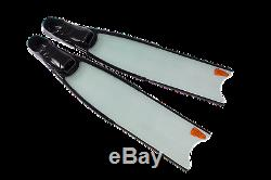 ICE Stereofins Freediving Scuba Diving Leaderfins