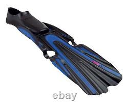 Mares Full Foot Volo Race Scuba Diving Fins with OPB System Dive Fin All Sizes