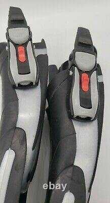 Mares Volo Power Black And Silver Scuba Diving Fins Flippers Size Small Italy