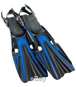 Mares Volo Power High Quality Open Heel Scuba Diving Snorkeling Fins with OPB