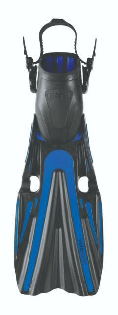 Mares Volo Power Sa Scuba Diving Spearfishing Swimming Dive Fins Blue 410008