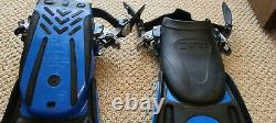Mares Volo Power Scuba Dive Fins Regular with Mares Bungees