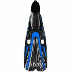Mares Volo Race Full Foot Scuba Diving and Snorkeling Travel Fins
